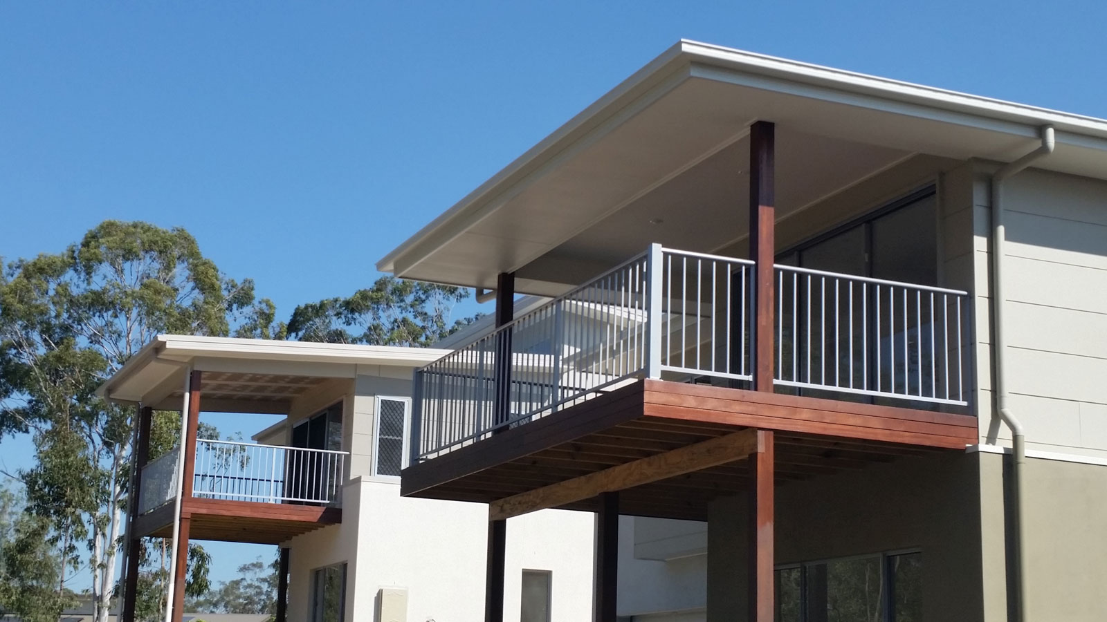 Aluminium Glass Balustrading Geographe Glass Co